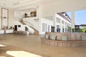 Melia Llana Beach Resort Lobby