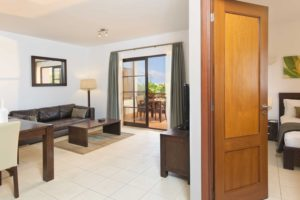 Melia Tortuga Beach Resort Suite Room