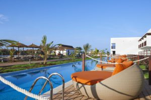 Melia Llana Beach Resort Swim up Pool