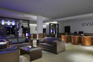 Melia Dunas Beach Resort Level Lounge