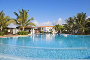 Melia Tortuga Beach Resort Pool