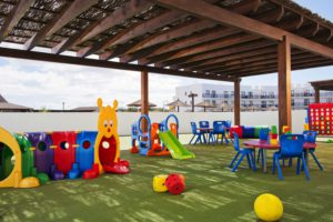 Melia Dunas Beach Resort Baby Club