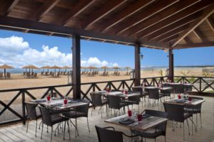 Melia Tortuga Beach Resort Grille Restaurant