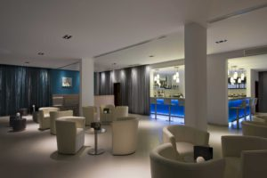 Melia Dunas Beach Resort Champagne Bar