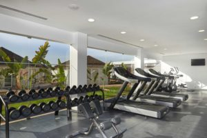 Melia Llana Beach Resort Gym
