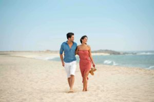 Couple on Beach Cape Verde