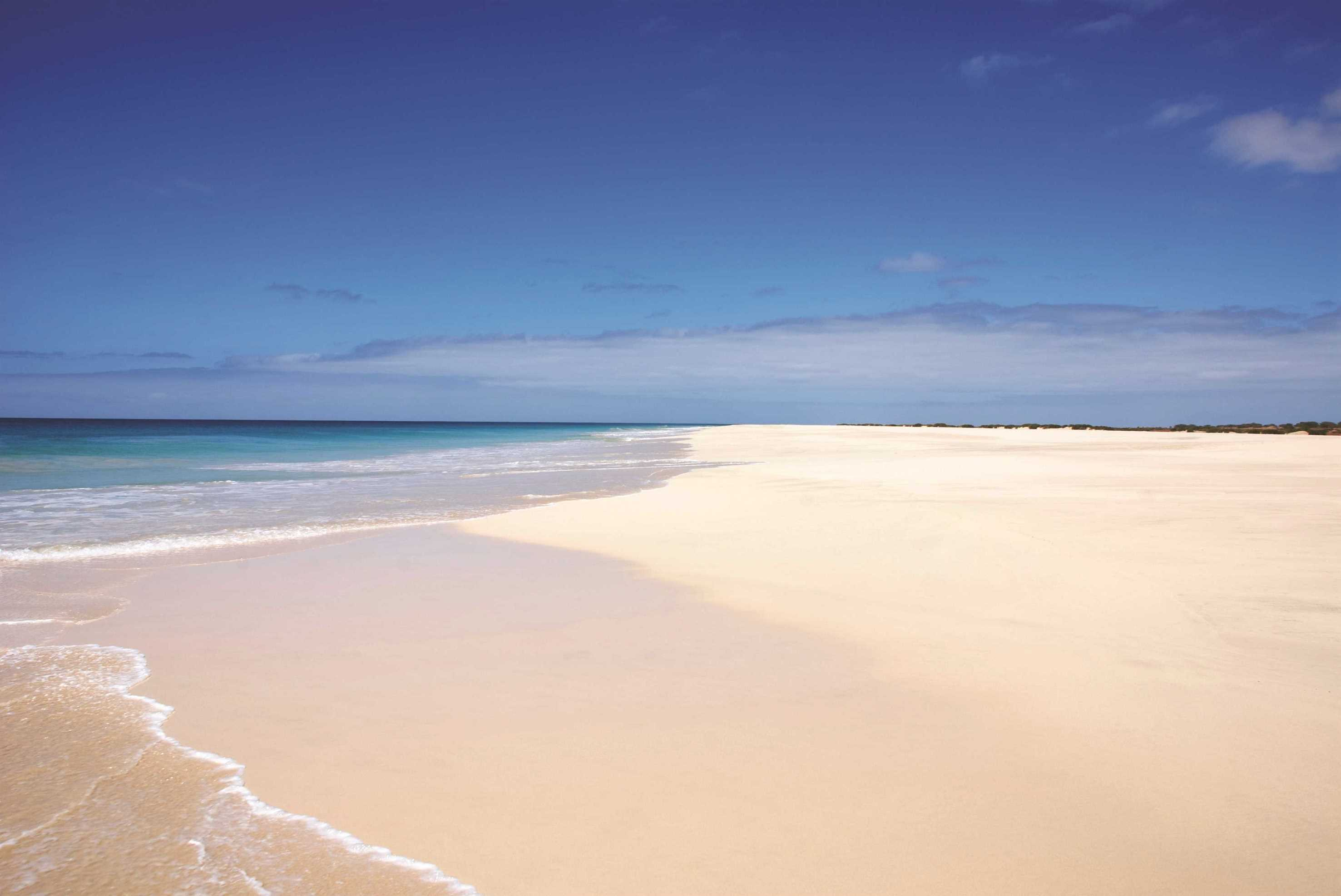 White Sands Beach Cape Verde