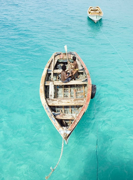 Boats Cape Verde