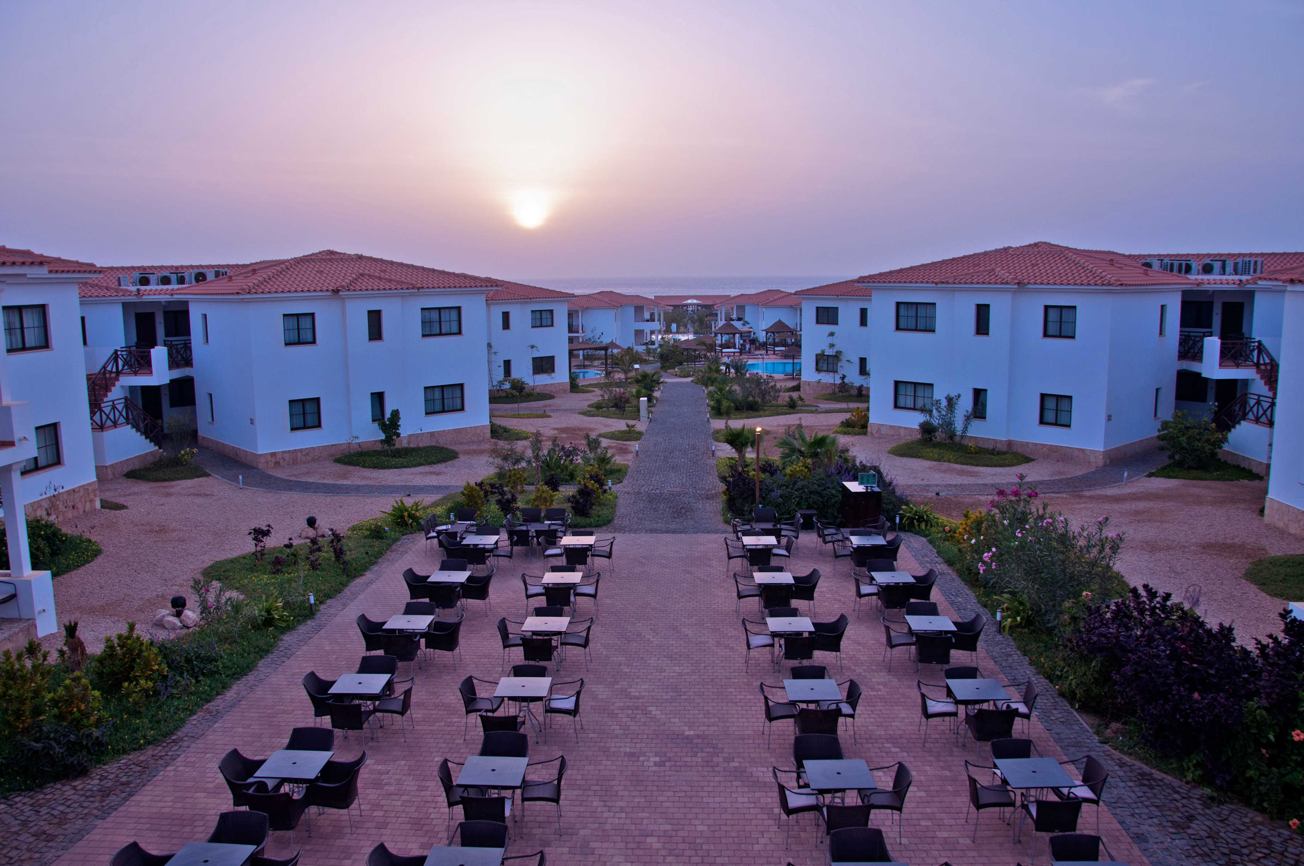 Melia Tortuga Beach Resort Cape Verde