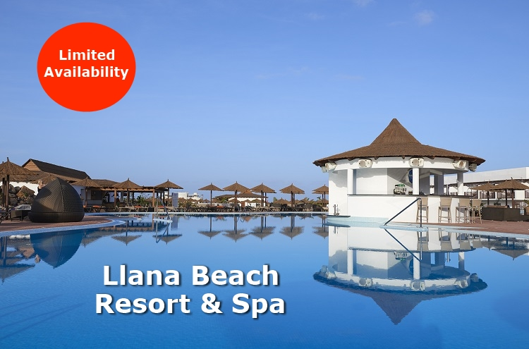 Llana Beach Resort & Spa
